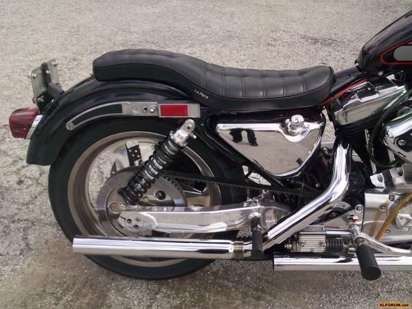 Comfy Motorcycle Seats