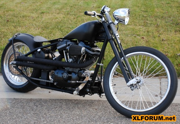 Rigid frame - Page 3 - The Sportster and Buell Motorcycle Forum