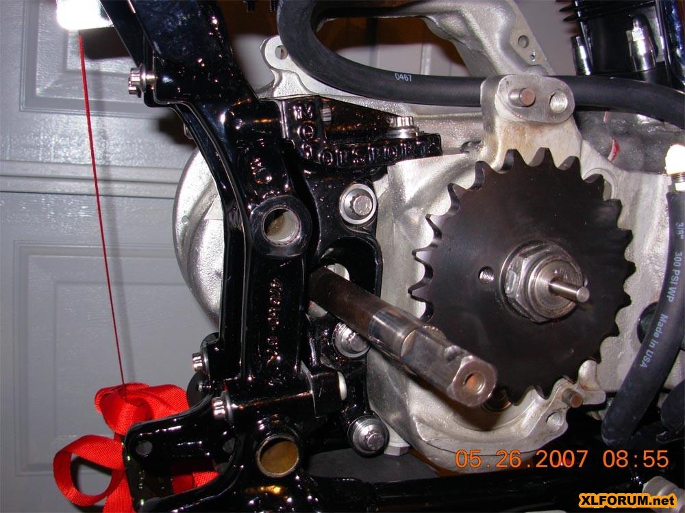 Harley Ironhead Ignition Starter Location Get Free Image