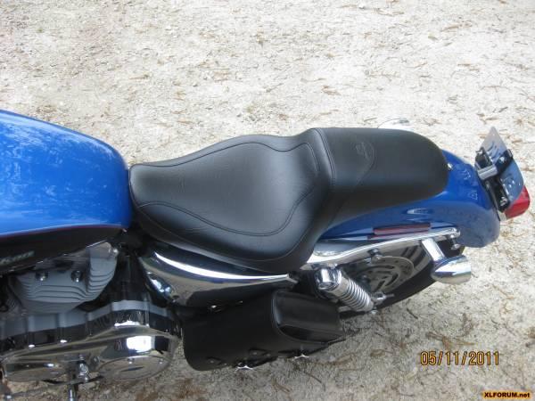 Rubbermount_EVO Mustang Fastback, LePera Daytona Sport, or