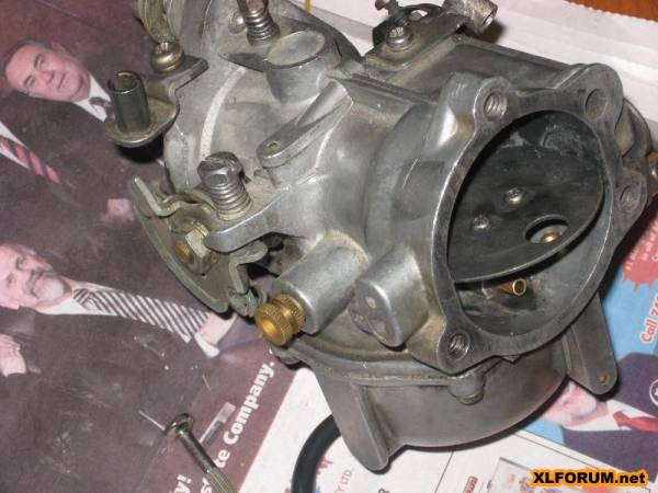 Ironhead what carb is this and how do i set it up - The Sportster