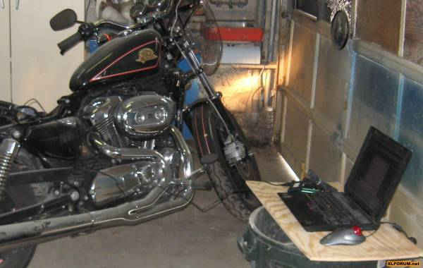 Pipes and AC w/o remap? [Archive] - The Sportster and Buell