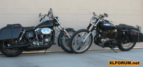 XL 1200 Engine VS Shovelhead? - The Sportster and Buell Motorcycle