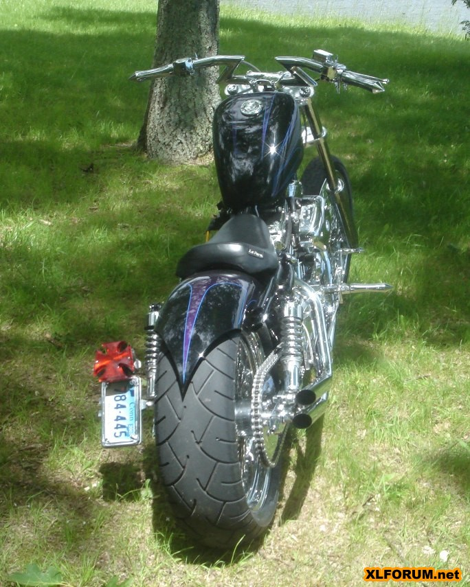 240 300 Rear Tire On An 04 Sporty Archive The Sportster And