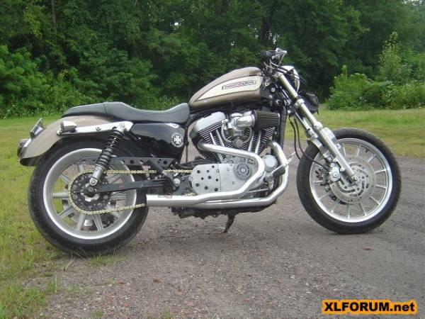 New RB Racing Finish - The Sportster and Buell Motorcycle Forum